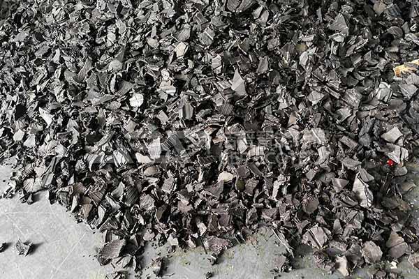 废旧轮胎回收再生利用项目,废旧轮胎处理生产线介绍